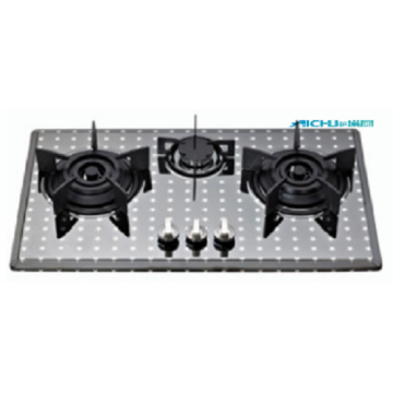 Built In 3 Burners Gas Cooktop