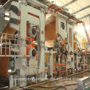 Paper machine Fluting Paper Making Machine