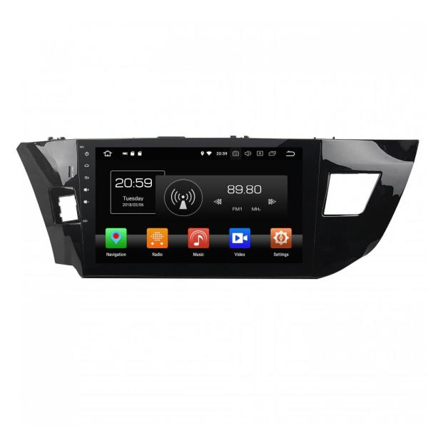 Car Multimedia Systems for LEVIN 2013-2015