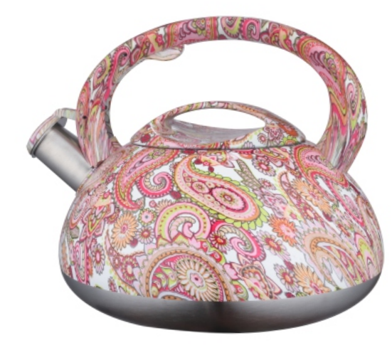 KHK058 3.5L gold tea kettle