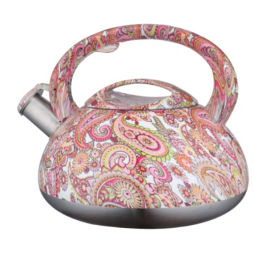 5.0L gold tea kettle