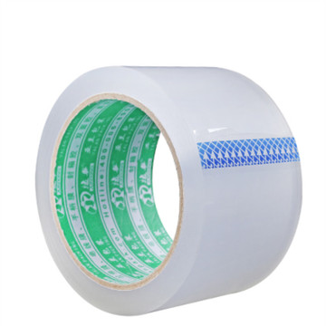 Transparent waterproof custom parcel tape