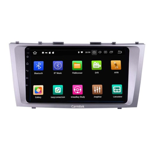 stereo heard unit for Toyota Camery