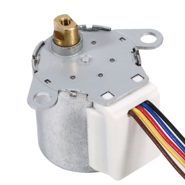 High Torque 5V 4Phase Geared Reducer Stepper Motor