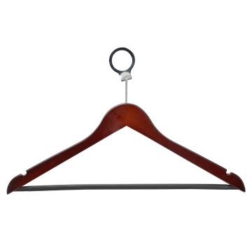 High Quality Luxury Wooden Coat Hanger