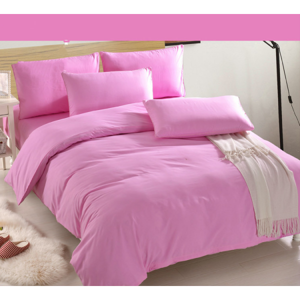 Super Soft Solid Fabric For Bedding Set