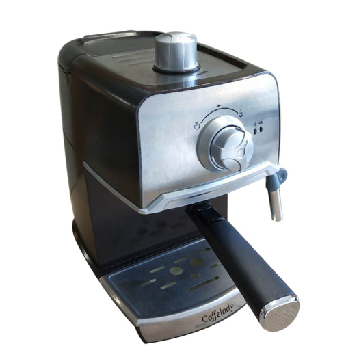 15bar automatic burr coffee maker