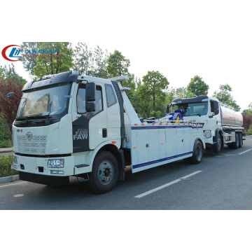 Brand New FAW 25tons Delivery Trucks Towing Vehicles