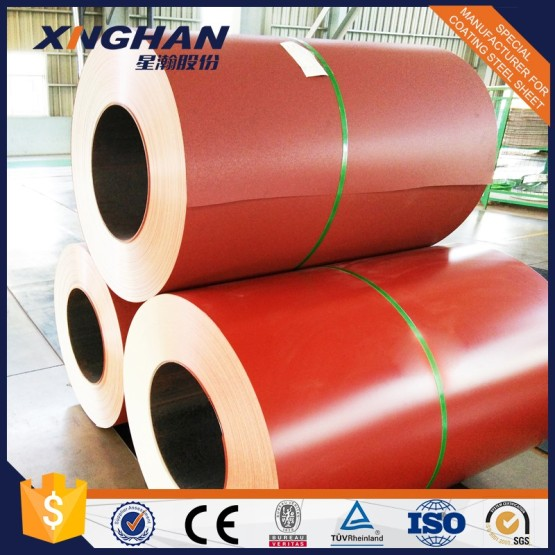 PPGI Color Galvanized Steel Sheet In Coil