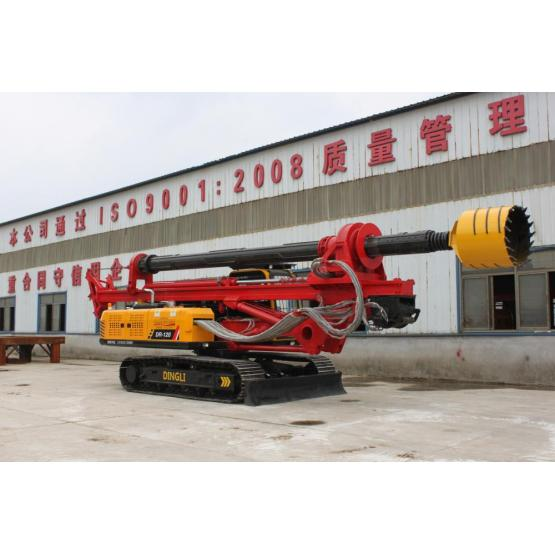 DINGLI high quality  piling driver