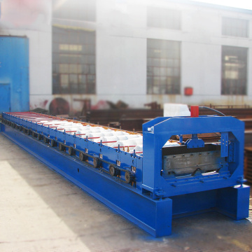 Width 788mm joint hidden metal tile roll forming machine