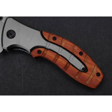 Browning X47 Personalized Flip-up Hunting Pocket Knife