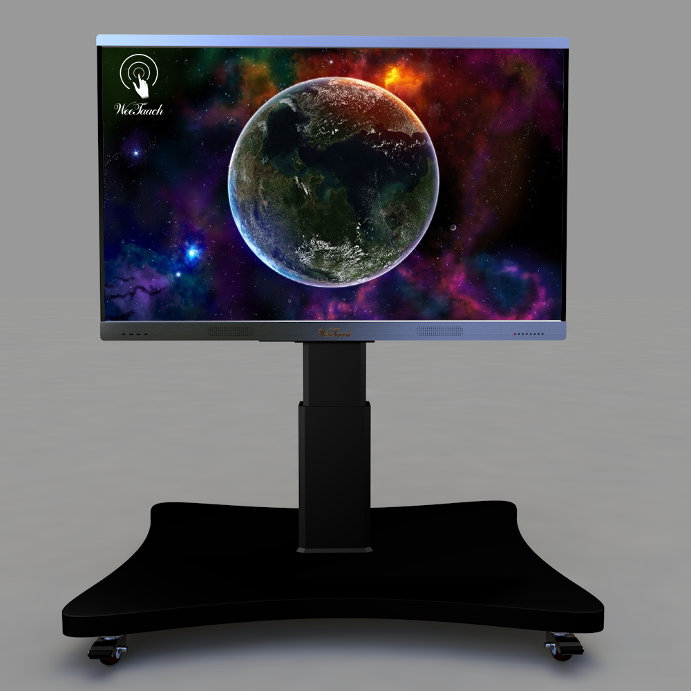 55 inches AI touch panel with Automatic stand