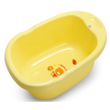 Safety Baby Plastic Washing Bathtub Medium Size