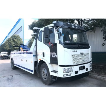 2019 New FAW 25tons Delivery Trucks Towing Vehicles