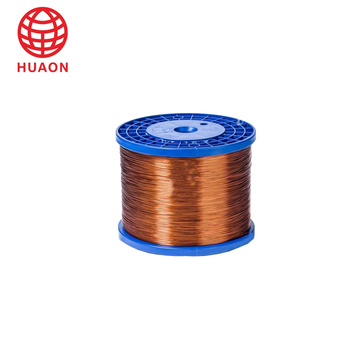 Polyesterimide Magnet Wire Round Copper Wire