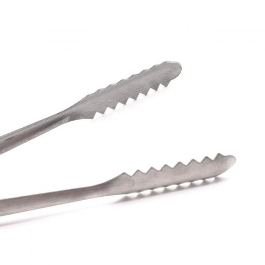 food tongs with stainless steel material