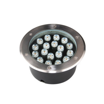 Watt Square 18W LED Inground Light
