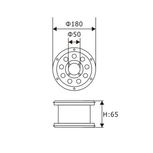 LED Light For Outdoor Fountain