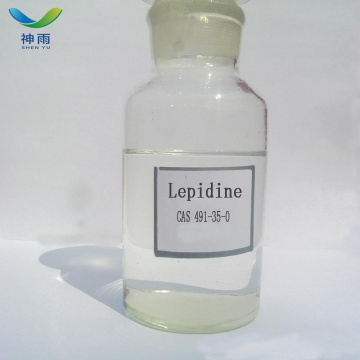 What is Lepidine Price with CAS 491-35-0