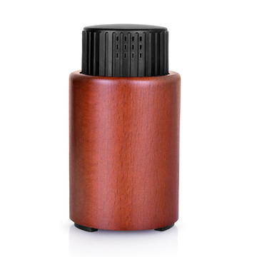 Car Oil Aroma Diffuser Wood Waterless Essential Oil