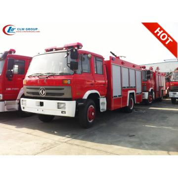 2019 New Dongfeng 5500litres emergency rescue vehicle