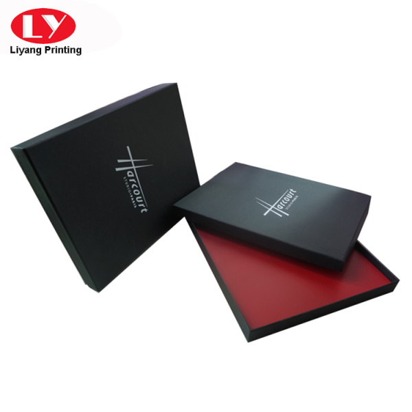 customized luxury cardboard cashmere scarf boxes