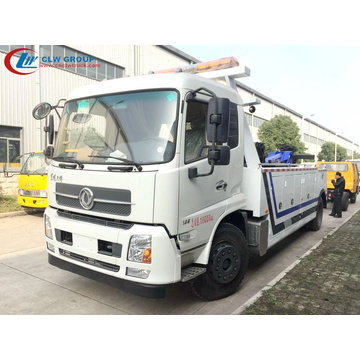 2019 New Dongfeng Luxurious 25tons Heavy Duty Towers
