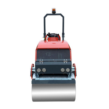 Seat type small hydraulic vibration roller CE