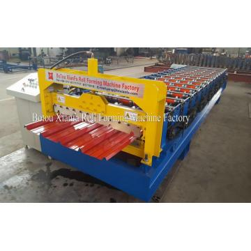 IBR Roofing automatic rolling machine