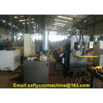 Steel Tower CNC Angle Drilling Machine