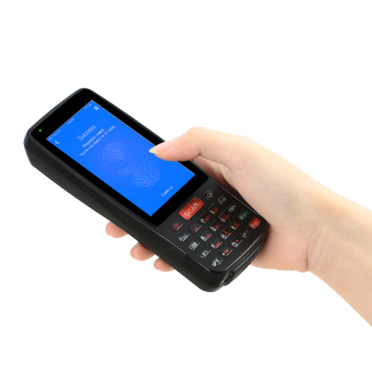 Portable handheld android barcode scanner PDA