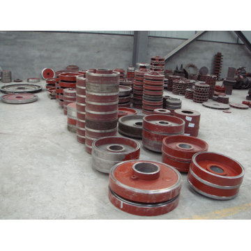 high quality centrifugal slurry pump  -Stuffing box