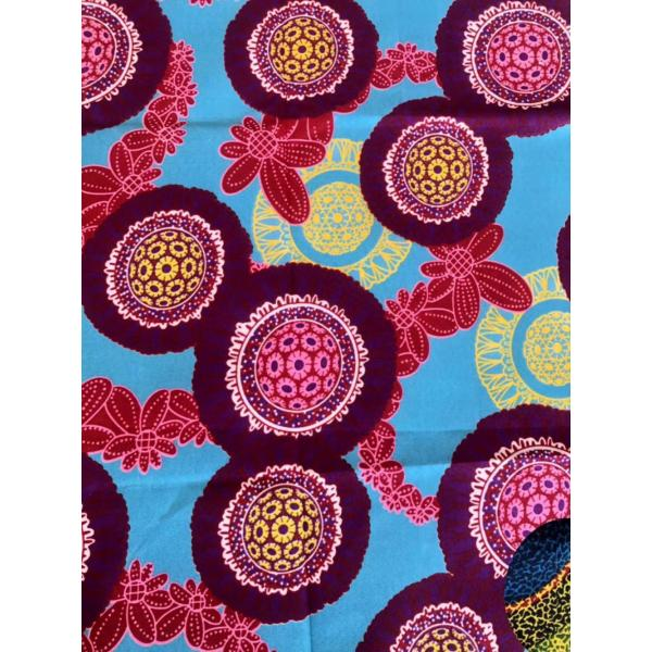 high quality wax African printed fabric