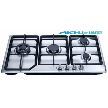 Built In 4 Burner Gas Hob