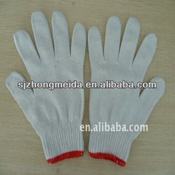 High Quality Cotton String Knitted Gloves