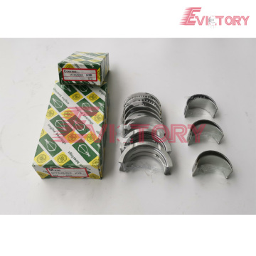 MITSUBISHI engine K3B bearing crankshaft con rod conrod
