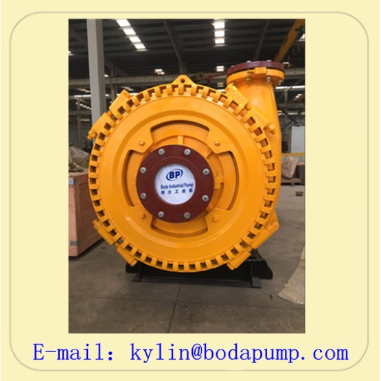 Tunnelling Application Gravel Pump