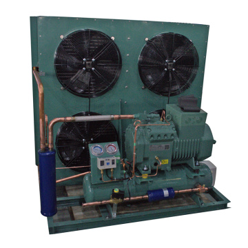 Four Fans Air Condensing Unit Semi-Enclosed