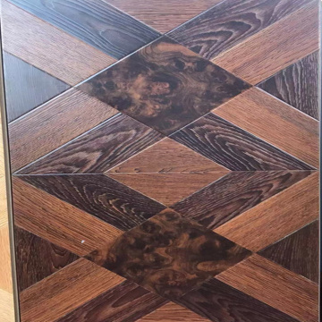 Oak Parquet Click Flooring Easy Installation