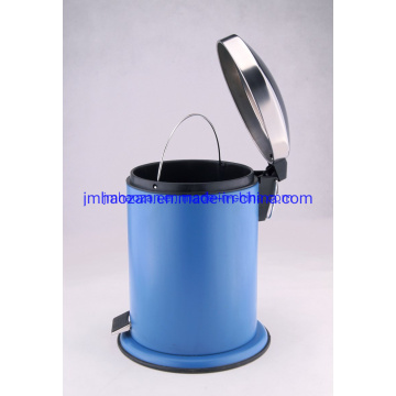 Stainless Steel Foot Pedal Trash Bin, Dustbin, Waste Bin