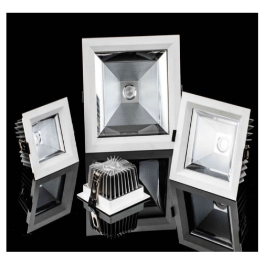 IP65 Square Modern LED Downlight