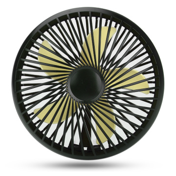 Fashion creative mini fan adjustable suspension
