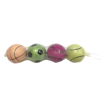The Durable Colorful Balls