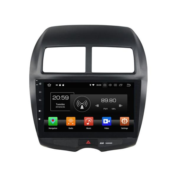 car radio with gps for ASX 2010-2012