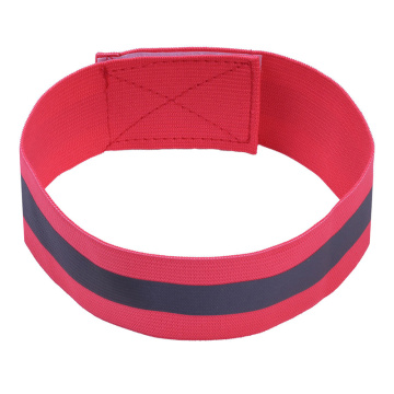 Fancy Looking And Design Elastic Reflective Wrist Band