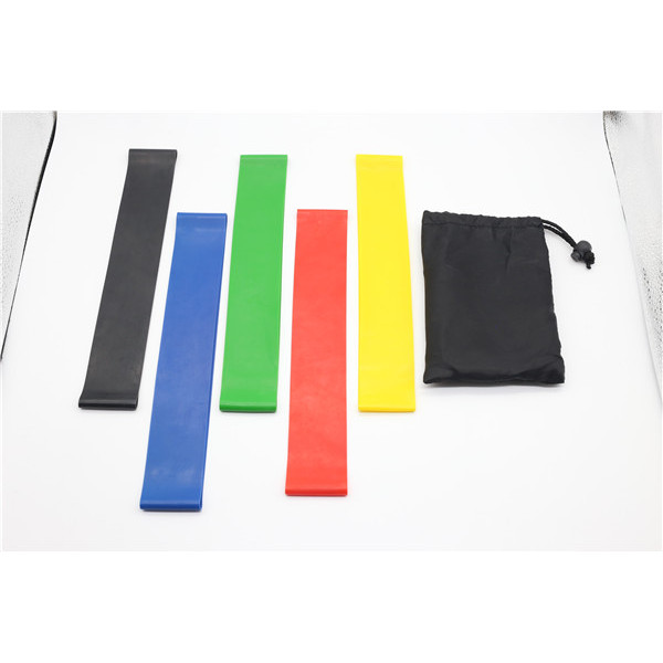Factory price latex theraband roll