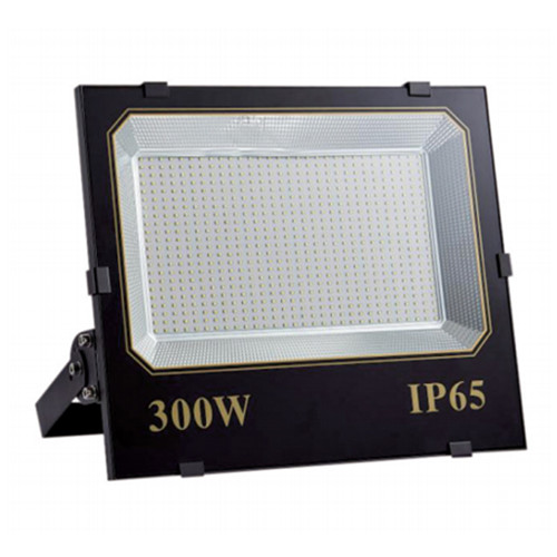 High Power Black 300W LED Flood Light
