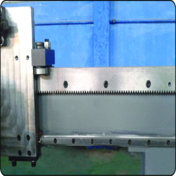 High quality CNC angles punching marking shearing line