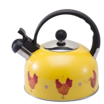2.5L palm restaurant tea kettle